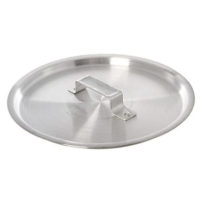 Update International Aluminum Sauce Pan Cover, 4 1/2 Qt. (ASPC-4) 2476083
