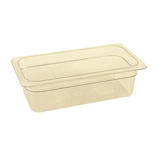 Cambro Third Size H-Pan™ 4 in Deep Food Pan (34HP150)