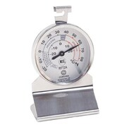 Comark 80 F Refrigerator/Freezer Thermometer, Silver