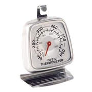 Comark 600 F Oven Thermometer, Silver, 1 inch H X 0.1 inch W by