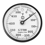 Comark 500 F Grill Surface Thermometer, Silver