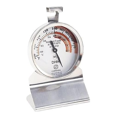 Comark 175 F Dial Thermometer, Silver