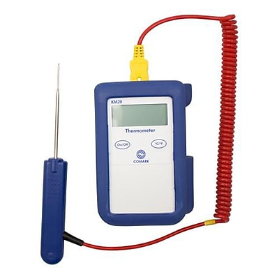 Comark 1000 F Thermocouple Thermometer, Multi-Color