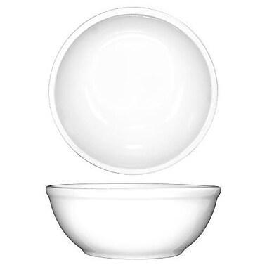 International Tableware 10 Oz Dover™ Porcelain Nappie Bowl, 36/Pack (DO-24)