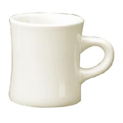 International Tableware 10 Oz American White Diner Mug, 36/Pack (CR-75)