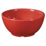 GET Enterprises Diamond Harvest™ 10 Oz. Cranberry Bowl, 24/Pack (B-45-CR)