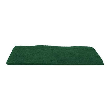 Winco Scouring Pad, Green, 6