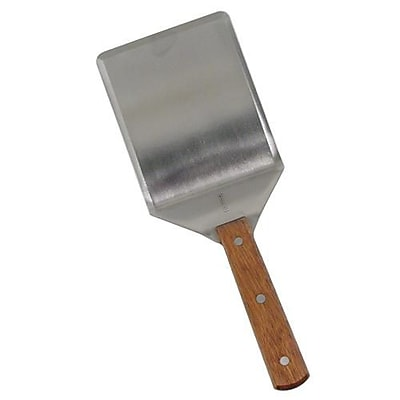 """Mundial 5"""" x 6"""" Solid Stainless Steel Steak Turner, High Carbon Stainless Steel (4688M)"""