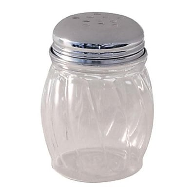 Tablecraft 6 Oz Plastic Cheese Shaker (P260)