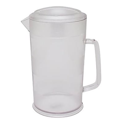 Cambro Camwear® 64 Oz Pitcher w/ Lid (PC64CW135)
