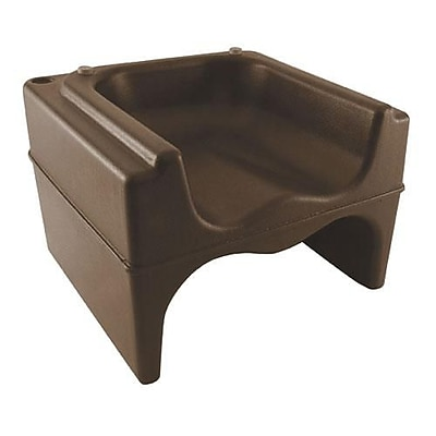 Cambro Brown Booster Seat, 9 1/4