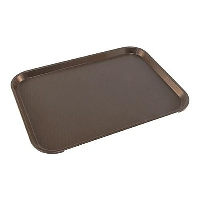 Cambro Brown Fast Food Tray, 12