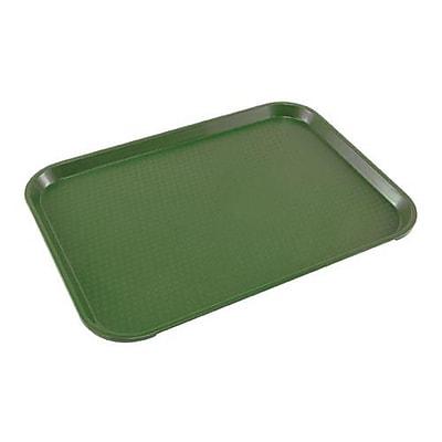 Cambro Green Fast Food Tray, 12