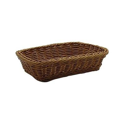 GET Enterprises Rectangular Designer Polyweave Basket™ (WB-1508-H)