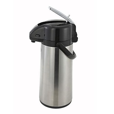 Winco 2.2 L Glass Lined Airpot, 2.2L (AP-822)