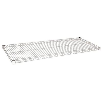 Focus Foodservice Chrome Plated Wire Shelf, 18