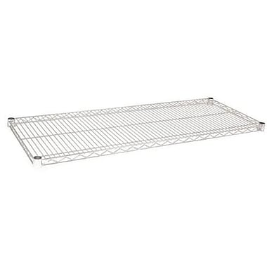 Focus Foodservice Chrome Plated Wire Shelf, 24