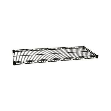 Focus Foodservice Green Epoxy Coated Wire Shelf, 24