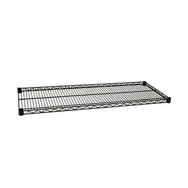 Focus Foodservice Epoxy Coated Wire Shelf, 24