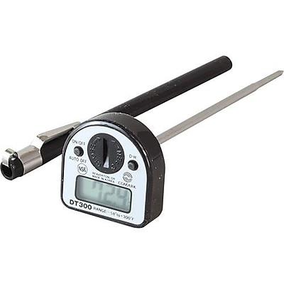 Comark Digital Pocket Thermometer, Black 2476185