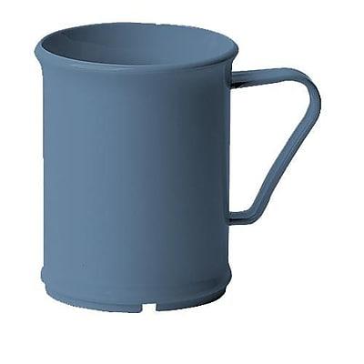 Cambro Camwear® 9.6 oz Slate Blue Mug (96CW401)