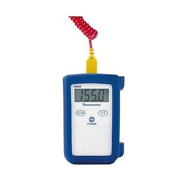 Comark 1000 F Thermocouple Thermometer, White