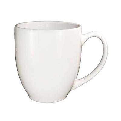 International Tableware 15 Oz Cancun™ American White Bistro Cup, 36/Pack (81376-01)