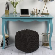 Kate and Laurel Palermo Writing Desk; Teal
