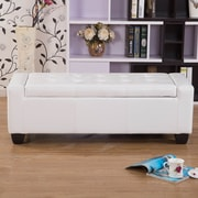 Warehouse of Tiffany Mackenzie Upholstered Storage Bedroom Bench