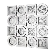 Best Quality Furniture Multi Square and Circle Wall Mirror
