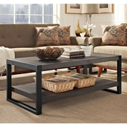 Walker Edison Angelo Home Wood Coffee Table (W48CGCTCL)