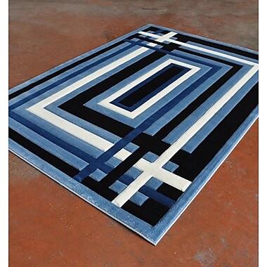 Rug Tycoon Light Blue Area Rug; 7'11'' x 9'10''