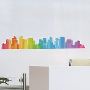Paperflow Office Deco Transfer Skyline Wall Decal