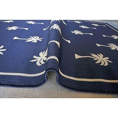 Rug Tycoon Blue Area Rug; 5'3'' x 7'2''