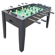 "Hathaway Hurricane 54"" Foosball Table Dark Walnut (BG1033D)"