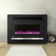 Napoleon Alanis  Surround Mantel Electric Fireplace