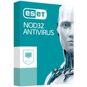 ESET Nod32 Antivirus for Windows 2017, 3 Users, Bilingual