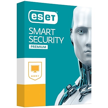 ESET – Logiciel Smart Security Premium V10, bilingue