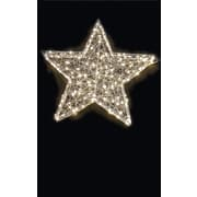 Hi-Line Gift 37473-M, 3D LED Star-Medium W/160 LED, Indoor/Outdoor