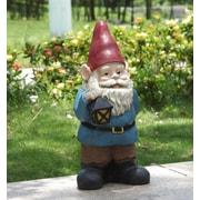Hi-Line Gift – Gnome tenant une lanterne