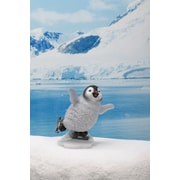 Hi-Line Gift – Bébé pingouin faisant du patin