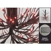 Hi-Line Gift – Lustre à rameaux lumineux, 176 DEL
