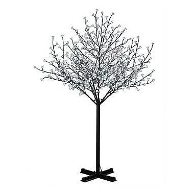 Hi-Line Gift Floral Lights, Outdoor Cherry Blossom Tree, 600 White LED Lights