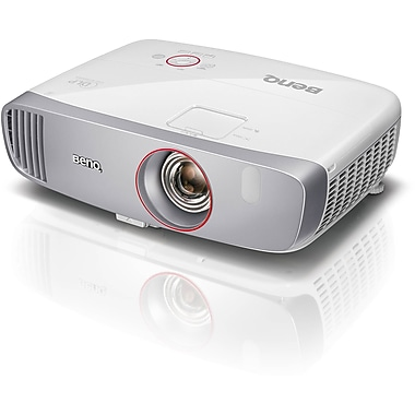 BenQ – Projecteur HT2150ST, DLP 1080p, 1920 x 1080, blanc
