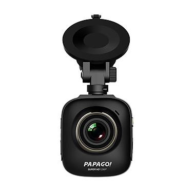 PAPAGO – Caméra de tableau de bord GoSafe S36, SUPER HD avec carte microSD de 8 Go en prime (GS368G)