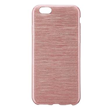 Blu Element – Étui protecteur TPU brossé pour iPhone 8/7, or rose (BBTI7RG)