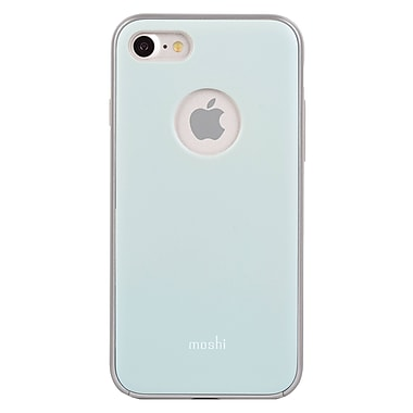Moshi – Étui iGlaze pour iPhone 7, bleu (99MO088521)