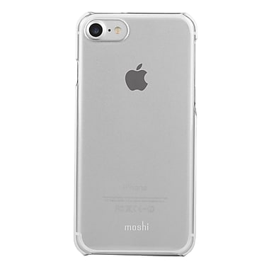 Moshi – Étui iGlaze XT pour iPhone 7, transparent (99MO088901)