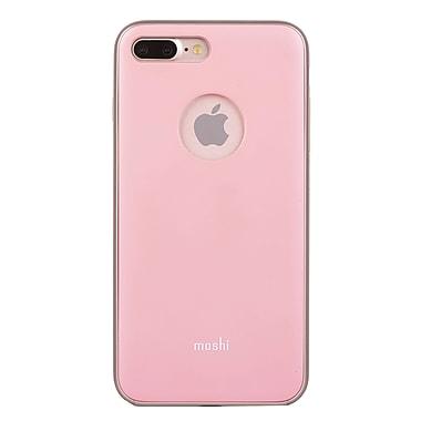 Moshi – Étui iGlaze pour iPhone 7 Plus, rose (99MO090301)
