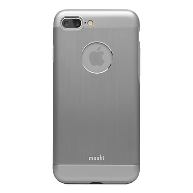 Moshi – Étui iGlaze Armour pour iPhone 7 Plus, gris (99MO090021)